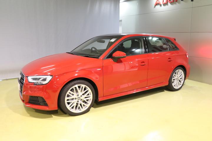 Audi Approved :plus   Hong Kong Largest Audi Used Car Platform